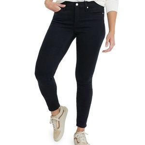 Madewell Jeans - Madewell Black Skinny Jean size 24